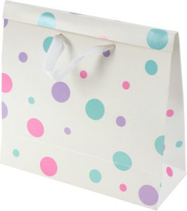 Basic Bag – P – Confetti