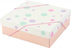 Caixa – M – Confetti