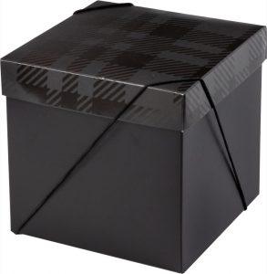 Caixa – Cubo – Xadrez Ellegance