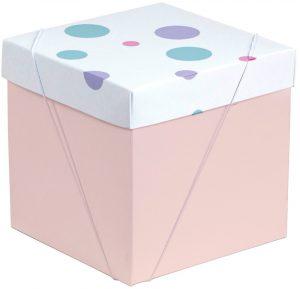 Caixa – Cubo – Confetti