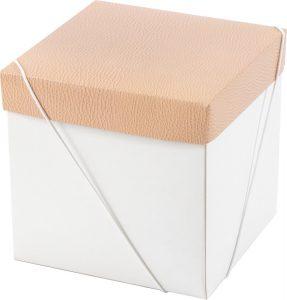Caixa – Cubo – Couro