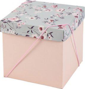 Caixa – Cubo – Flores do Campo