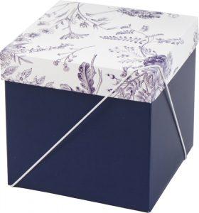 Caixa – Cubo – Flores de Lisboa