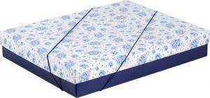 Caixa – G – Rosas Azuis