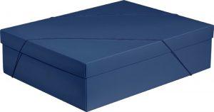 Caixa – G Retangular – Azul
