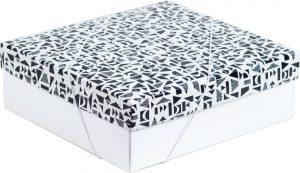Caixa – M – Geometric