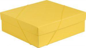Caixa – M – Amarelo