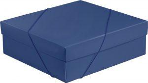 Caixa – M – Azul