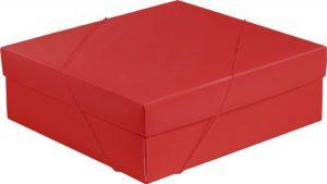 Caixa – M – Vermelho