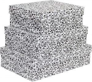 Kit Caixas Rígidas – Retangular – Geometric