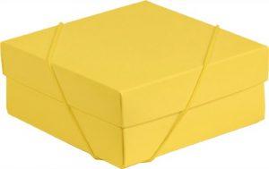 Caixa – P – Amarelo