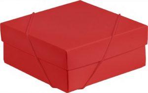 Caixa – P – Vermelho