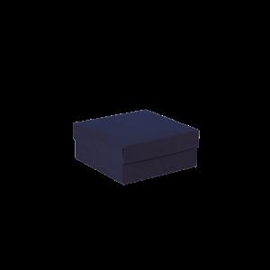 Premium Kraft – Kraft Azul – Caixa tampa e fundo – P