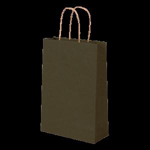 Premium Kraft – Kraft Verde – Sacola com alça papel – PP