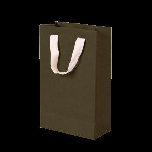 Premium Kraft – Kraft Verde – Sacola com alça algodão – P
