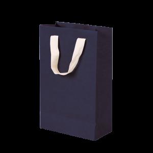 Premium Kraft – Kraft Azul – Sacola com alça algodão – PP