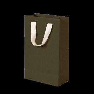 Premium Kraft – Kraft Verde – Sacola com alça algodão – PP