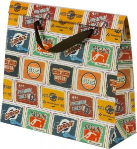 Basic Bag – P – Placas Vintage