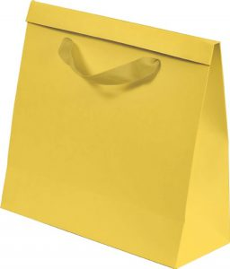 Basic Bag – P – Amarelo