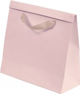 Basic Bag – P – Rosa Bebê