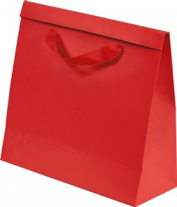 Basic Bag – P – Vermelho