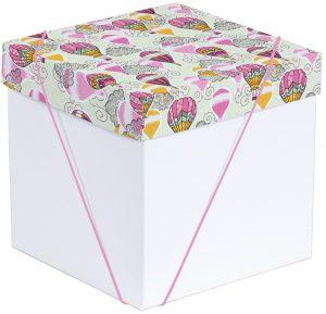 Caixa – Cubo – Balão