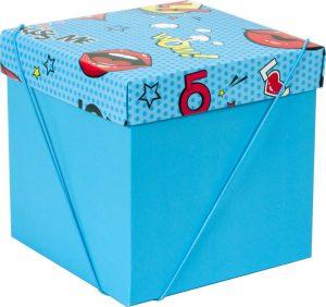 Caixa – Cubo – Kisser