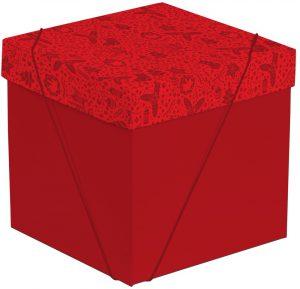 Caixa – Cubo – Natal Clássico