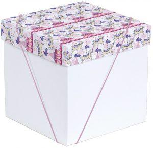 Caixa – Cubo – Carrossel