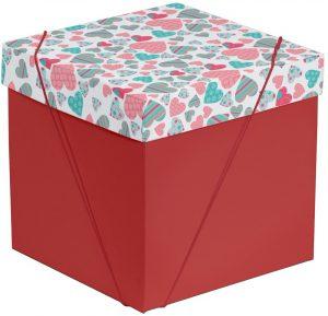Caixa – Cubo – Amorê