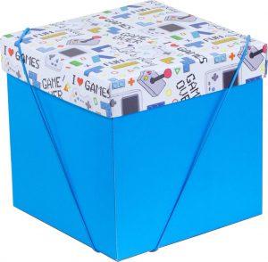 Caixa – Cubo – Games