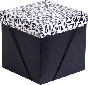 Caixa – Cubo – Geometric