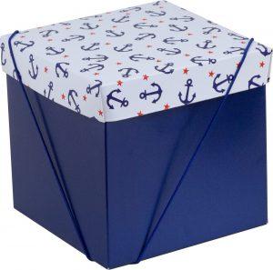 Caixa – Cubo – Navy