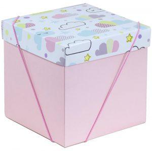 Caixa – Cubo – Nuvem