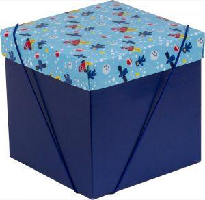 Caixa – Cubo – Planetário