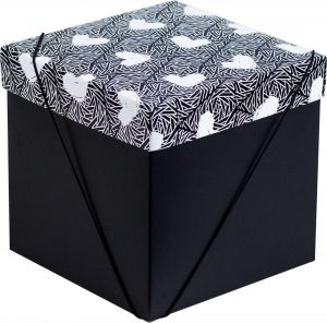Caixa – Cubo – Pop Romance