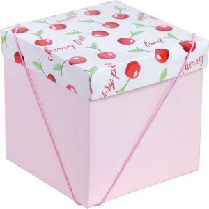 Caixa – Cubo – Cereja