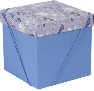 Caixa – Cubo – Sereia Marina