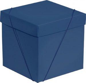 Caixa – Cubo – Azul