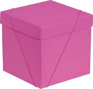 Caixa – Cubo – Magenta