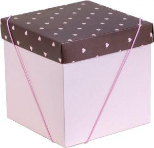 Caixa – Cubo – Coração