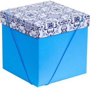 Caixa – Cubo – Azulejo Português
