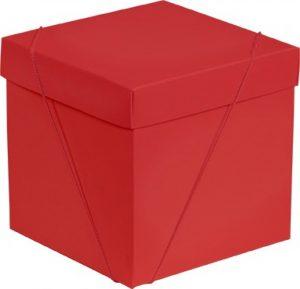 Caixa – Cubo – Vermelho