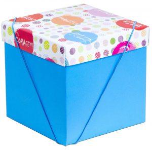 Caixa – Cubo – Comemorar