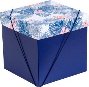 Caixa – Cubo – Flamingo