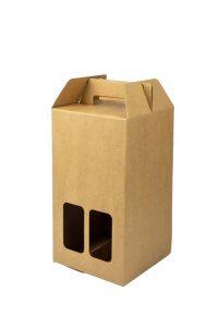 Drink Box – Kraft – 4 Garrafas
