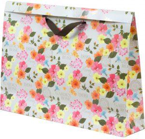Basic Bag – G – Flores Retrô