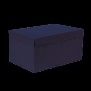 Premium Kraft – Kraft Azul – Caixa T/F montável semirrígida – G