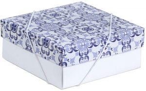Caixa – P – Azulejo Português
