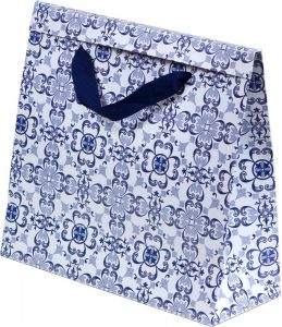 Basic Bag – P – Azulejo Português